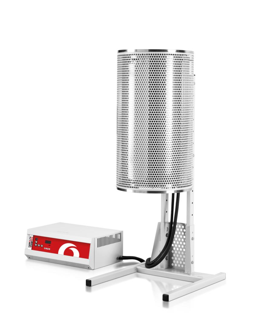 OSK 55DB135 大口径縦横型管状炉