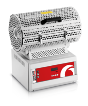 OSK55DB153小型水平分裂式チューブ炉